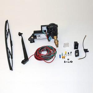 12 VDC Wiper Kit for Tracktor Cab Windsheild