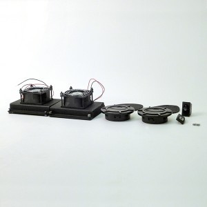 Ventilation Fan Kit for Tractor Cabs