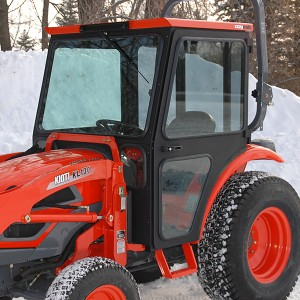 Cozy Cab for Kioti Tractor